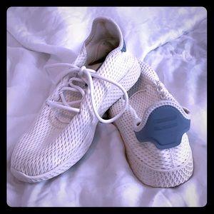 Adidas Pharrell Williams HU shoes nwot